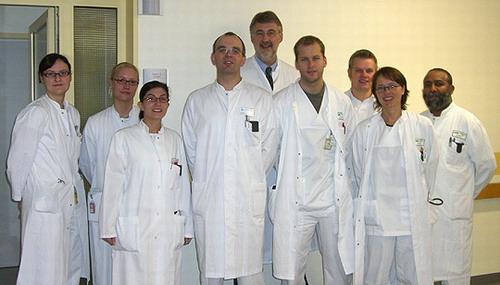 Урологический центр проф. ГЕПЕЛЯ - сотрудники урологического центра