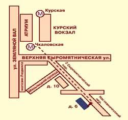 Клиническая больница ржд москва